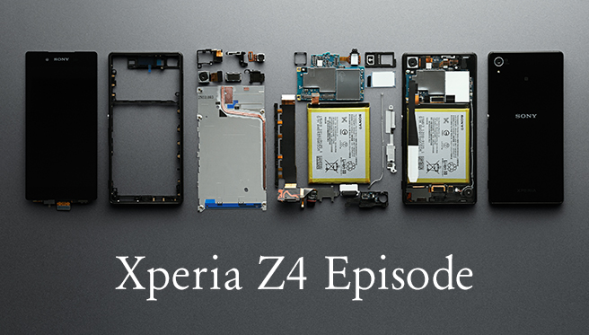Xperia Z4 Episode