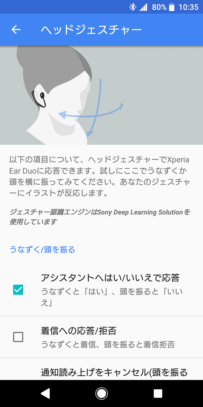 Xperia Ear Duo XEA20JP