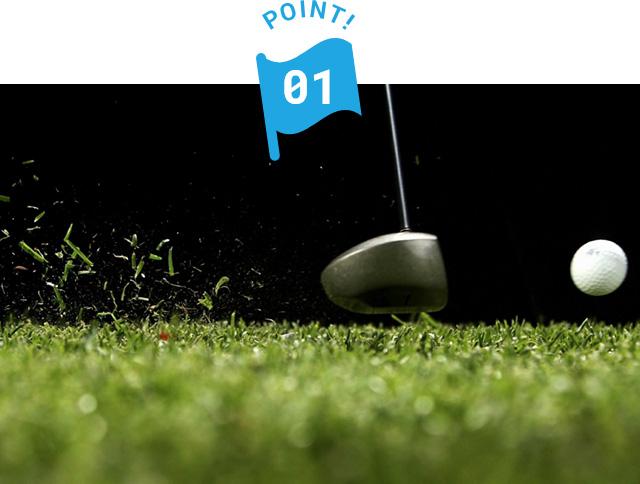 ゴルフ スイング スロー モーション