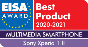 EISA Award Best Product 2020-2021