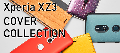 Xperia XZ3 COVER COLLECTION