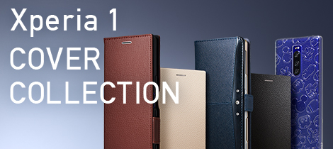Xperia(エクスペリア) COVER COLLECTION