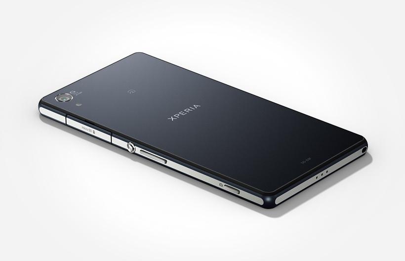 Xperia Z2 (docomo>SO-03F) Snapdragon 801 MSM8974AB 2.3GHz 4コア